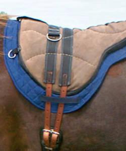 image of Little Joe Horse Gear saddle blanket