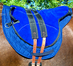 image of Little Joe hippotherapy saddle