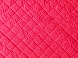 Solid Red Quilt